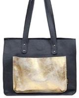 Kožená kabelka GRETA 106