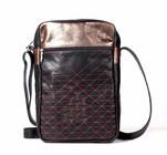 Kožená taška LUCKY kožená kabelka přes rameno