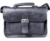 Dámská kožená taška WEST 05