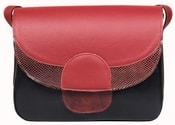Dámská kožená kabelka RAINBOW
