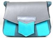 Dámská kožená kabelka LUCERO 8