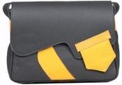 Dámská kožená kabelka LIS VIP