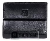 Dámská malá kožená peněženka