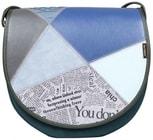 Kožená kabelka ZUZA 02 kabelka přes rameno