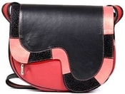Dámská kožená kabelka NEON