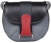 Kožená kabelka RULER 201 malá kabelka přes rameno