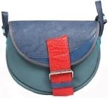 Kožená kabelka FRESHMAN MINI Dámská kabelka přes rameno