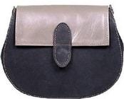 Kožená kabelka ŠARLOTA 310 Malá kabelka přes rameno