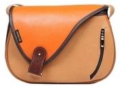 Kožená kabelka MOUSE 12 dámská kabelka přes rameno