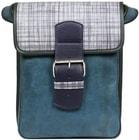 Kožená taška LECTURE 0802 černá taška přes rameno